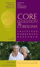 English Brochure - Core Evolution® - CoreSoma