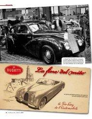 L'ultima Bugatti – (febbraio 2013 – pag. 28)
