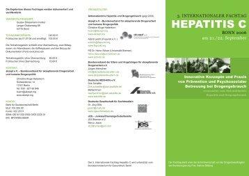 HEPATITIS C - akzept e.V.