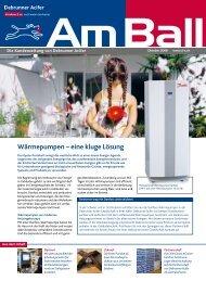 Wärmepumpen – eine kluge Lösung - Debrunner Acifer