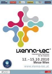 15.10.2010 Messe Wien www.vienna-tec.at - Schweißtechnische ...