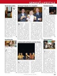 Kultur und Genuss in Südtirol - wia