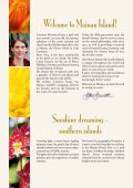 for Mainau agency partners, societies and companies - Insel Mainau - Page 2