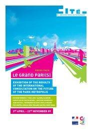 PROGRAMME 2009 MAi LE GRAnd PARi(s) - Ministère de la ...