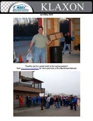 April May 2009 Klaxon - Midwestern Council
