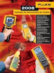 Catalogo Fluke - palcoelectronica