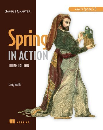 Spring in Action, Third Edition - Manning Publications