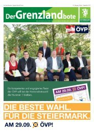 politik - Leibnitz
