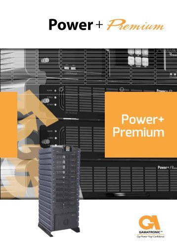 Power+ Premium - Gamatronic
