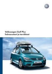VW Golf Plus.indd - Volkswagen