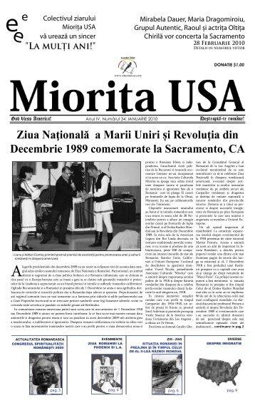 Ian 2010 - Ziarul Miorita
