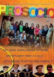 3/2012 - Fakulta zdravotníctva a sociálnej práce - Trnavská ...