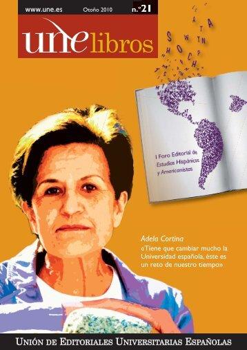 Noticias UNElibros 21.indd - Publicacions de la Universitat ...