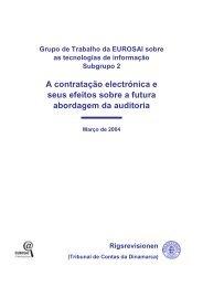 A contratação electrónica e seus efeitos sobre a futura abordagem ...