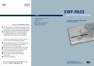 EWF-PASS - Schweißtechnische Zentralanstalt