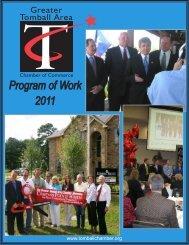 Program of Work 2011 - Lone Star College System