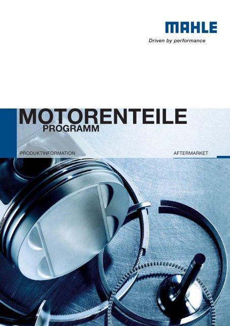 MOTORENTEILE - mahle.com