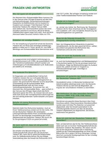FAQ (Fragen und Antworten) - ABO Bonus