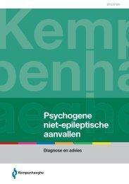 Psychogene niet-epileptische aanvallen - Kempenhaeghe