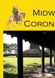Information booklet for Mid Winter including site rules - Kingdom of ...