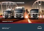 EffiziEnz im VErtEilErVErkEhr. - MAN Truck & Bus