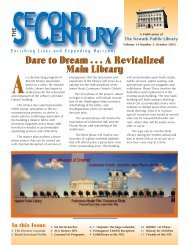 Dare to Dream . . . A Revitalized Main Library Dare to Dream . . . A ...