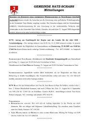 Pfarrbrief Nr. 35/2009 (169 KB) - .PDF