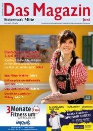 Steiermark Mitte Juni - DAS MAGAZIN Steiermark-Mitte