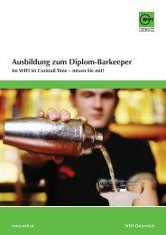Ausbildung zum Diplom-Barkeeper