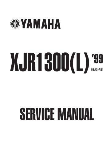 chk adj yamaha venture rh yumpu com 2007 Yamaha R6 yamaha r6 1999 service manual