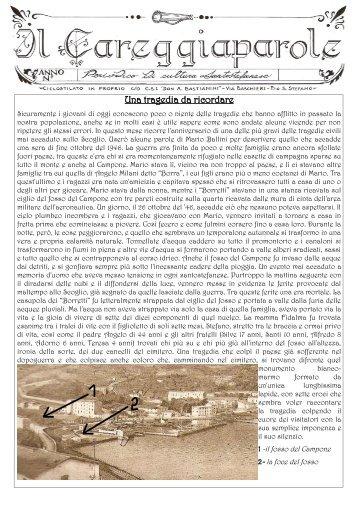 Ottobre - Monteargentario Punto It