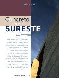Concreto en el sureste - Instituto Mexicano del Cemento y del ...
