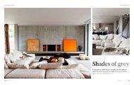 Shades of grey - Robert Mills Architects