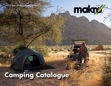 safari & nylon tents - Makro