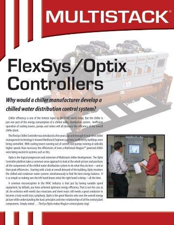 FlexSys/Optix Controllers - Multistack