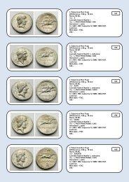 L Calpurnius Piso Frugi AR-Denarius, 3.90 g., 19 mm. Rome, 90 BC ...