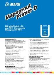 Mapegrout Primer D Mapegrout Primer D - Mapei