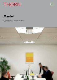 Menlo3 - THORN Lighting