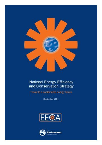 Energy Efficiency and Conservation Strategy - the IEA Bioenergy ...