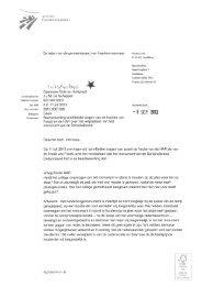 - 6 SEP. 2013 - Kijk mee met de gemeenteraad van Haarlemmermeer