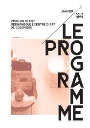 pavillon blanc médiathèque - Centre Régional des Lettres Midi ...