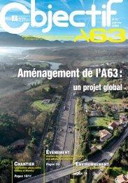 newsletter A 63 n°1 - Les panneaux autoroutiers français