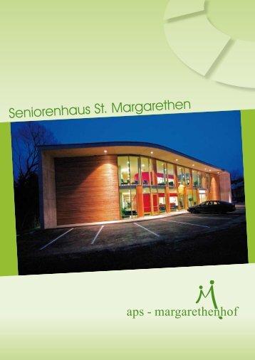 Seniorenhaus St. Margarethen - Margarethenhof GmbH