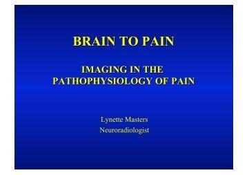 Lynette Masters Neuroradiologist
