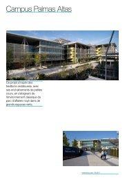 Campus Palmas Altas - Rogers Stirk Harbour + Partners