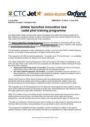 4 Jun2010_Jetstar Cadet Pilot Training Program NZ.pdf - CTC Aviation