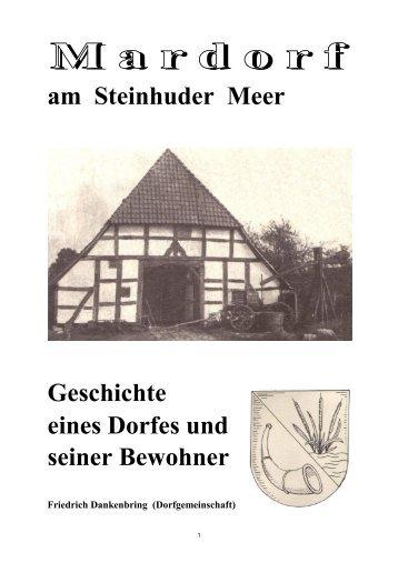 A4 Die Zeit 1618 ? 1721 - Mardorf