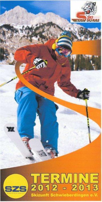 Download Skischulheft - Skizunft Schwieberdingen