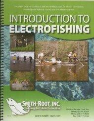 Introduction to Electrofishing