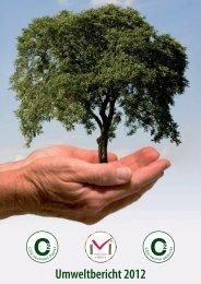 Umweltbericht 2012 - Mailmedia